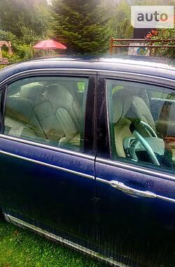 Седан Rover 75 1999 в Бориславе