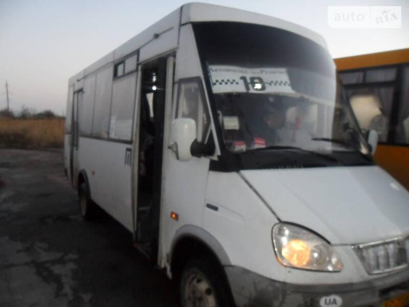 Мікроавтобус (від 10 до 22 пас.) РУТА 19 2008 в Бердянську