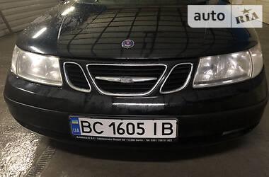 Saab 9-5 2003 в Львове
