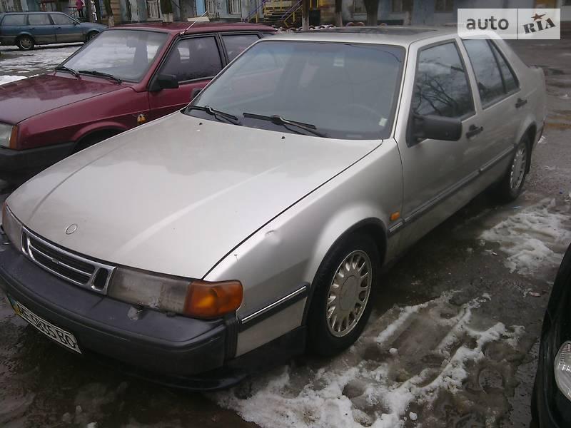 Saab 9000 1986 года