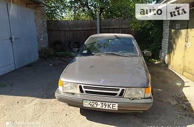 Хэтчбек Saab 9000 1989 в Киеве