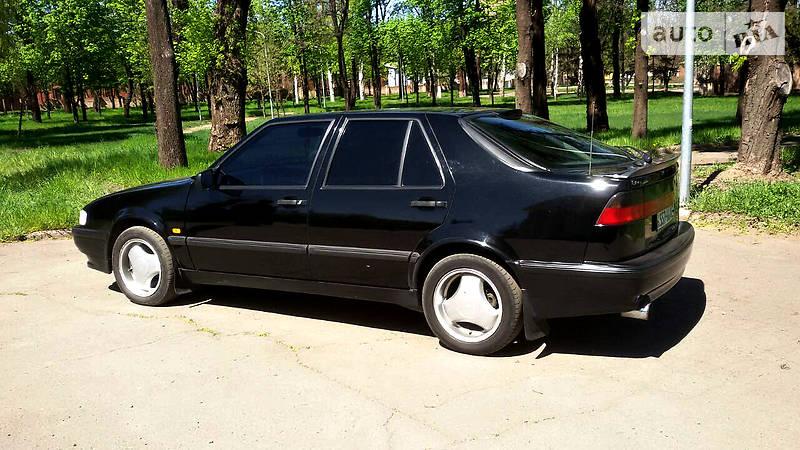 Saab Aero 1995 года