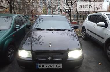 Samand EL 2007 в Киеве
