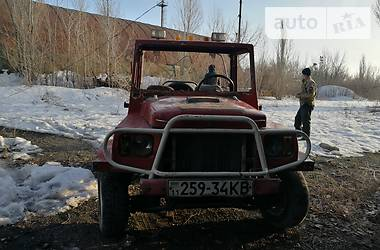 Саморобний Саморобний авто 1995 в Лисичанську