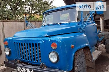 САЗ 3507 1987 в Городенке