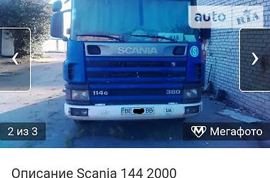 Scania 114 114G 2000