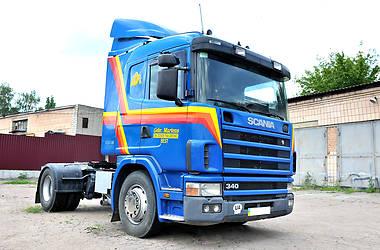 Scania 114 1999 в Кропивницком