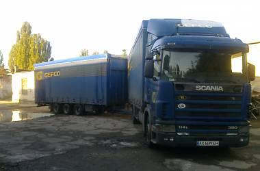 Scania 114 2001 в Харькове