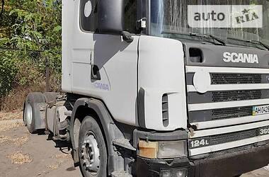 Scania 114 2000 в Торецке