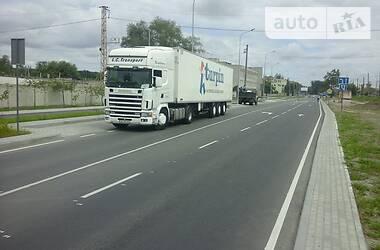Scania 114 2002 в Черновцах