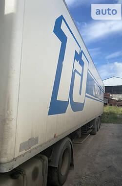 Рефрижератор Scania 114 2000 в Кременчуге