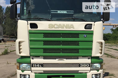 Тягач Scania 114 2001 в Одессе