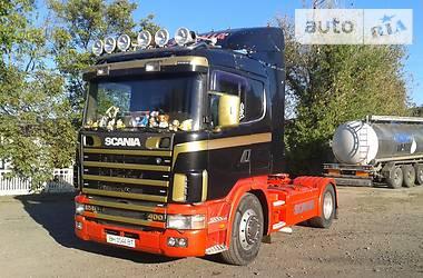 Scania 124 1998 в Одессе