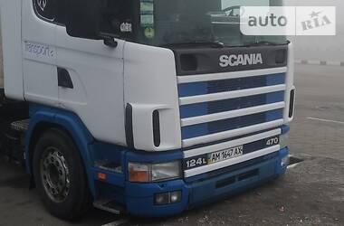 Scania 124 2003 в Житомире