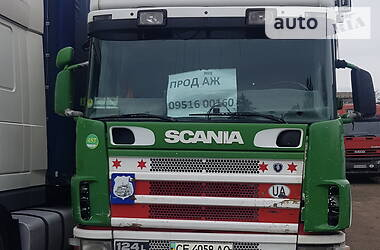 Scania 124 2001 в Черновцах
