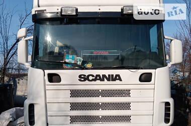 Scania 124 2002 в Тараще