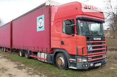 Scania 124 2004 в Одессе