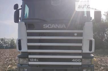Самосвал Scania 124 1999 в Широком