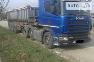 Scania 144 2001 в Ужгороде