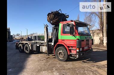 Scania 94 1994 в Одессе