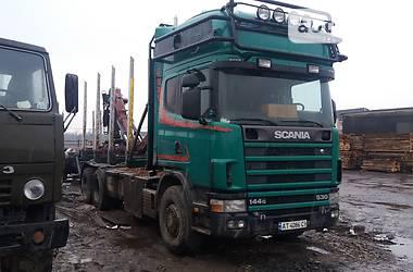Scania G 2000 в Рожнятові