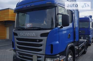Scania G 2012 в Киеве