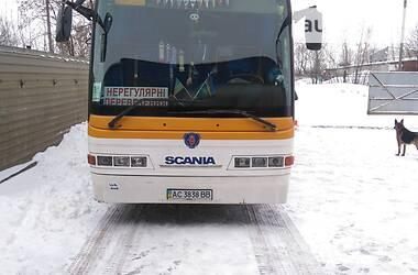 Туристический / Междугородний автобус Scania Irizar 1993 в Нововолынске