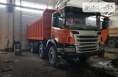 Scania P 2011 в Кривом Роге