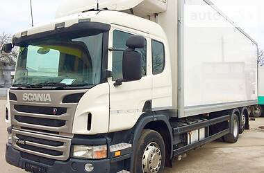 Scania P 2014 в Житомире