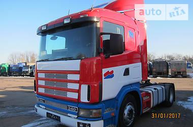 Scania R 114 1999 в Херсоне