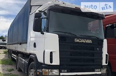Тягач Scania R 114 2001 в Харкові