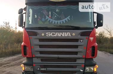 Scania R 380 2004 в Вольногорске