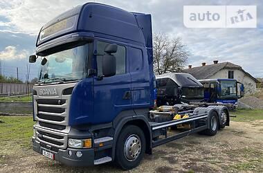 Scania R 410 2016 в Залещиках