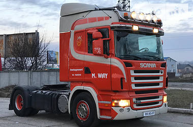 Scania R 420 HIGHLINE 2009