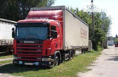 Scania R 420 2002 в Черкассах