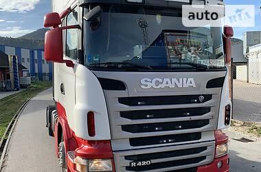 Scania R 420 2011 в Черновцах