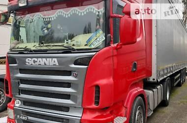 Scania R 420 2008 в Ивано-Франковске