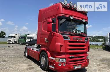 Тягач Scania R 420 2007 в Черновцах