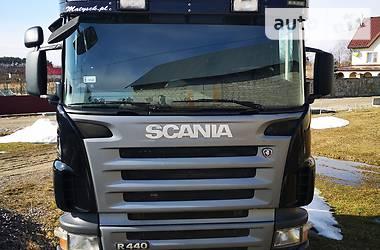 Scania R 440 2008 в Львове