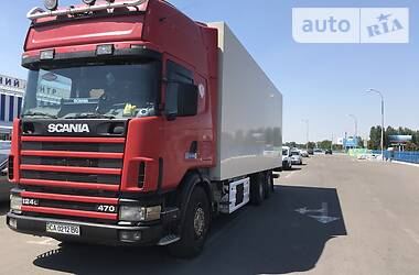 Scania R 470 2002 в Черкассах