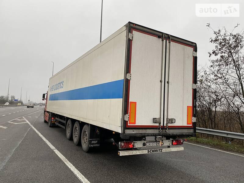 Schmitz Cargobull Cargobull Carier Vector 1850MT