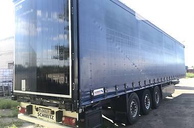 Schmitz Cargobull S01 2007 в Луцке