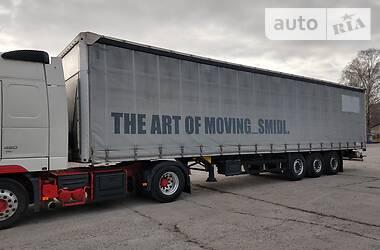 Schmitz Cargobull S01 2012 в Ровно