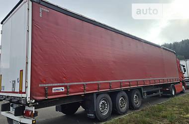 Тентованный борт (штора) - полуприцеп Schmitz Cargobull S01 2012 в Луцке