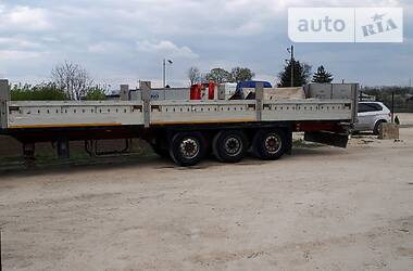 Schmitz Cargobull SAF 2000 в Подволочиске
