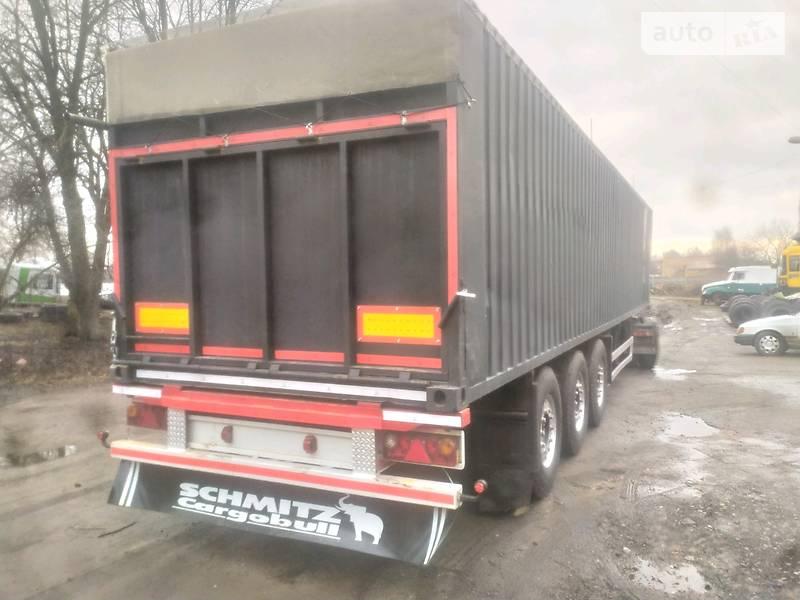 Schmitz Cargobull SKO 24 2004 в Жашкове