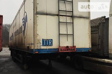 Schmitz Cargobull SKO 24 2000 в Городке