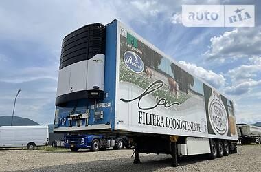 Рефрижератор полуприцеп Schmitz Cargobull SKO 24 2007 в Тячеве