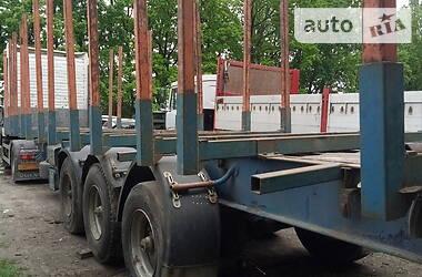 Лесовоз / Сортиментовоз - полуприцеп Schmitz Cargobull SPR 1997 в Киеве