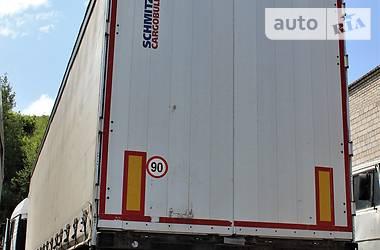 Schmitz Cargobull 2012 в Львове
